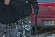 Une arme a été trouvée près du corps... (PHOTO FÉLIX-OLIVIER JACQUES FOURNIER, COLLABORATION SPÉCIALE) - image 1.0