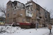 Cet immeuble a été partiellement détruit par des... (PHOTO DOMINIQUE FAGET, AFP) - image 4.0
