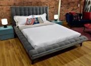 somptueuses t tes de lit alexandra perron design. Black Bedroom Furniture Sets. Home Design Ideas