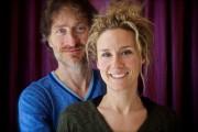 Emmanuel Bilodeau et Édith Cochrane... (PHOTO ANDRÉ PICHETTE, LA PRESSE) - image 2.0