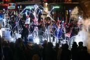 La foule s'est laissée désirer samedi soir au... (Photo Le Soleil, Jean-Marie Villeneuve) - image 1.0
