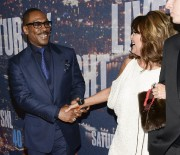 Eddie Murphy et Sarah Palin... (PHOTO AP) - image 1.0