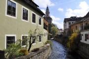 La rivière Vltava sépare en deux la ville... (Photo Stéphanie Morin, La Presse) - image 3.0