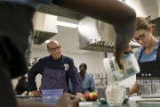 Le chef américain Todd Gray... (Photo Ivanoh Demers, La Presse) - image 7.0