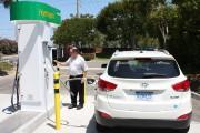 La voiture à hydrogène fait son apparition sur les... (Photo fournie par Hyundai) - image 3.0