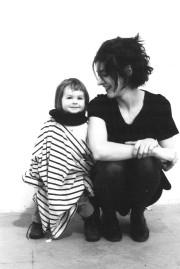 Paule-Andrée Cassidy et sa fille Lou... (Photo Natacha Martin) - image 1.0