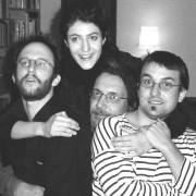 En décembre 1994, Paule-Andrée Cassidy a eu son... (photo Claude Braun) - image 1.1