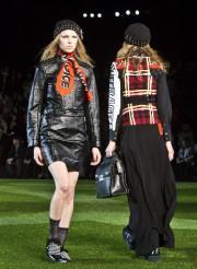 Le rideau est tombé jeudi sur la Fashion Week de... (Photo Bebeto Matthews, AP) - image 3.0