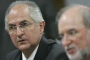 Âgé de 59 ans, Antonio Ledezma est un... (Photo Eraldo Peres, AP) - image 1.0