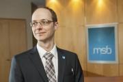 Patrick St-Louis dirige MSB Ressources Globales depuis sa... (PHOTO EDOUARD PLANTE-FRECHETTE- LA PRESSE) - image 1.0