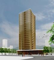 À Vancouver, le projet de tour en bois... - image 2.1