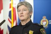 La chef intérimaire Jill Skinner a confirmé que... (Martin Roy, LeDroit) - image 2.0