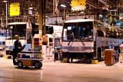 L'usine Prévost Car de Sainte-Claire, l'une des 208... (PHOTOTHÈQUE LE SOLEIL) - image 2.0