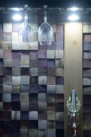 Ces carreaux muraux ont été fabriqués avec des... (Photo Le Soleil, Jean-Marie Villeneuve) - image 1.1