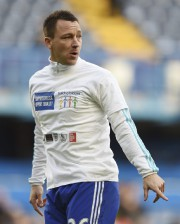Le capitaine John Terry... (PHOTO REUTERS) - image 4.0