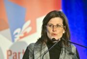 C'est la ministre de la Justice, St�phanie Vall�e,... (Martin Roy, LeDroit) - image 1.0