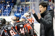 L'entraîneur-chef Taro Kurokawa a même eu droit à... (Photo Le Soleil, Jean-Marie Villeneuve) - image 2.0
