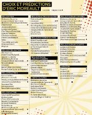 La 87e cérémonie des Oscars devait être très... (Infographie Le Soleil) - image 1.1