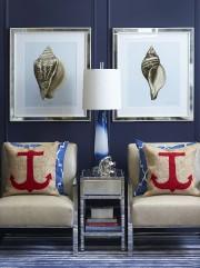 Inspiration marine. Le bleu, le gris et le... (Photo fournie par HomeSense) - image 1.0