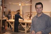 André Boucher, président fondateur de Verbois, une PME... (PHOTO FOURNIE PAR VERBOIS) - image 2.0