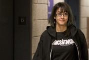 Jennifer Pawluck, l'accusée.... (Photo Ivanoh Demers, La Presse) - image 1.0