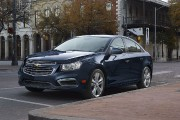 Chevrolet Cruze 2015... (Photo fournie par Chevrolet) - image 3.0