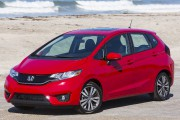 Honda Fit 2015... (Photo fournie par Honda) - image 5.0