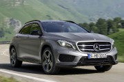 Mercedes-Benz GLA 250 2015... (Photo fournie par Mercedes-Benz) - image 7.0