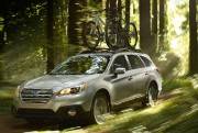 Subaru Outback 2015... (Photo fournie par Subaru) - image 9.0