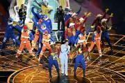 Le coloré numéro de la chanson Everything Is... (Photo AFP) - image 3.1