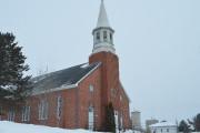 L'église deviendra une salle multifonctionnelle d'ici quelques mois.... ((Photo le Quotidien, Laura Lévesque)) - image 1.0
