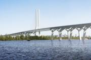 Nouveau pont Champlain... (PHOTO FOURNIE PAR  INFRASTRUCTURE CANADA) - image 3.0