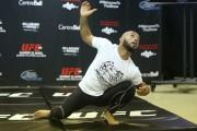 Le champion du monde des poids mouche, Demetrious... (Photo Martin Chamberland, La Presse) - image 3.0
