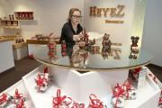 Fondée en Belgique, la Chocolaterie Heyez s'est établie... (Photo Martin Chamberland, La Presse) - image 3.1