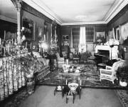 L'opulant salon de la famille Sydney, à Montréal,... (Photo William Notman, fournie par le musée McCord) - image 3.0