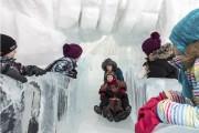 Trois idées d'activités à... (Photo fournie par l'Hôtel de glace de Québec) - image 2.1