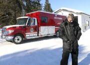Louis Gauthier, responsable des services d'urgence de la... (Etienne Ranger, LeDroit) - image 3.0