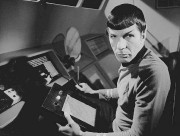 Leonard Nimoy incarne Monsieur Spock dans Star Trek.... (Photo NBC Television) - image 1.0