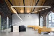 La salle d'attente, à l'étage, est caractérisée par... (Photo Stéphane Groleau) - image 1.1