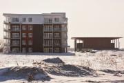 La construction du deuxième immeuble de 40 condos... (Photo: François Gervais, Le Nouvelliste) - image 1.0