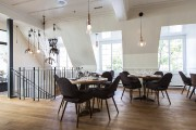Le restaurant Le Laurea... (PHOTO FOURNIE PAR LES RESTAURANT LE LAUREA) - image 2.0