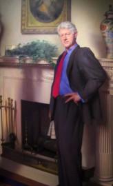 Le tableau contenait un secret: une ombre glissée dans un portrait de Bill... - image 2.0