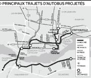 Sur la carte fournie par la Ville de... (Image fournie par la Ville de Québec) - image 1.0