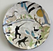 Sur les assiettes murales du céramiste Patrick Le... (Le Soleil, Patrice Laroche) - image 2.0