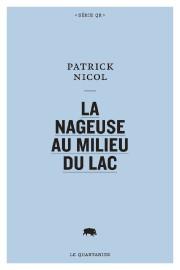 Après trois romans chez Leméac, La nageuse au... - image 1.0