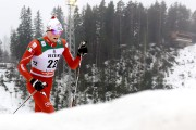 Francesco De Fabiani, gagnant du 15km classique.... (Agence France-Presse) - image 1.0