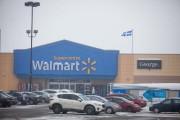 Les activités du magasin Walmart de Shawinigan ont... (Photo: Olivier Croteau, Le Nouvelliste) - image 1.1