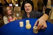 Le jeu fait partie du quotidien du comédien... (Photo André Pichette, La Presse) - image 4.0