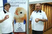 Claude Boire, président, et Éric Stejskal, DG de... (PHOTO FOURNIE PAR BOIRE & FRÈRES) - image 2.0