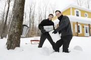 David Beaudry et Frédéric Côté ont décidé de... (Photo Robert Skinner, La Presse) - image 1.0